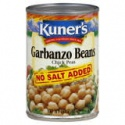 canned chickpeas - product's photo