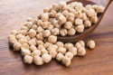 factory direct wholesale cheap white chickpeas - product's photo