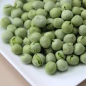 dried whole green peas - product's photo