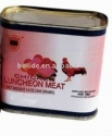 ready to eat canned halal luncheon meat - product's photo