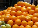 fresh sweet v oranges - product's photo