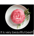 heavy price beef which is really delicious in the world - product's photo