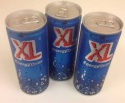xl energy drink 250ml can - product's photo