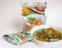 mongolian beef vegetable soup  - product's photo