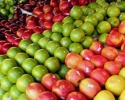 golden/red delicious apples - product's photo