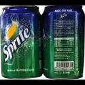 sprite soft drink 330ml can - product's photo