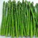 frozen green asparagus - product's photo