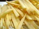 frozen french fries - product's photo