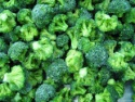 quality grade a frozen broccoli - product's photo