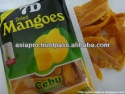 dried mango philipnes style - product's photo