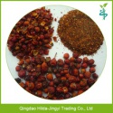2017 crop dried rosehip teabag cut - product's photo