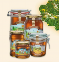 sunflower honey - product's photo