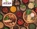indian whole and ground spices - product's photo