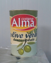 pitted green olives - product's photo