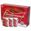 budweiser beer 330ml - product's photo