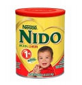 red cap nido 1+ infant baby milk & white cap nido milk powder for sale - product's photo