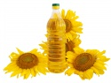 refined edible sunflower oil: $0.9-1.5/l - product's photo