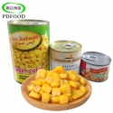 canned sweet kernel corn - product's photo