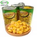 canned sweet corn kernels - product's photo