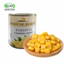 340g canned sweet corn - product's photo