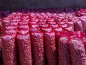 fresh red onions - product's photo