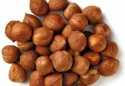 raw hazelnut roasted hazelnut in bulk - product's photo