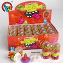 cheap tongue candy with sour powder candy - product's photo