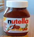 ferrero nutella chocolate - product's photo