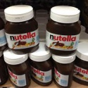 nutella chocolate for sale  - product's photo