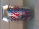 coca cola sleek 330ml can - product's photo