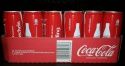 coca cola classic 330ml cans - product's photo