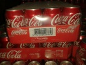 coca cola 330ml can - product's photo