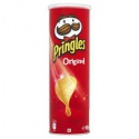 pringles original 165g,pringles cheesy cheese 165g - product's photo