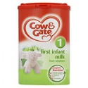 cow & gate 1 first infant milk from birth 900g,cow & gate infant milk  - product's photo