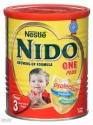 nestle nido growing up formula one plus 400g - product's photo