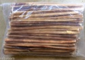 50 - 12 inch beef bully fresh sticks usa dog treat true chews solid st - product's photo