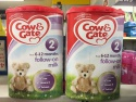 cow&gate infant formula all stages - product's photo