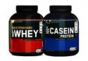 100% gold standard optimum nutrition whey protein  - product's photo
