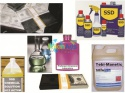 ssd chemical solution for cleaning black notes - product's photo