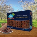 shifa natural sun dried apricots - product's photo