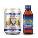 commando energy drink - product's photo