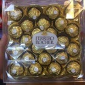 ferrero rocher chocolate - product's photo
