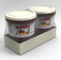 nutella chocolate spread 3kg in bulk for export - product's photo