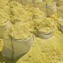 sulphur granules - product's photo
