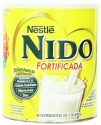 nestle nido instant dry whole milk powder - product's photo