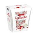 ferrero raffaello, coconut and almond white chocolate truffles - product's photo