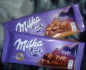 milka chocolate 100g - product's photo