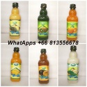 concentrated juice , kiwi ,orange ,mango , passion fruits , pineapples - product's photo