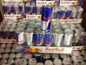 red bull energy drink cans 250ml austrian origin - product's photo