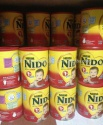 nestle nido dry whole milk powder 900 grams tin can - pack of 2  - product's photo